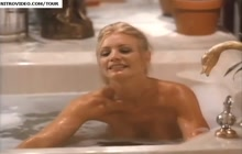 Shannon Tweed fucks after shower