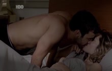 Juliana Schalch kissing scene
