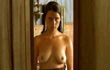 Astrid Berges-Frisbey naked