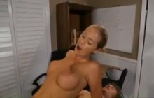 Nicole Aniston is smoking hot teacher