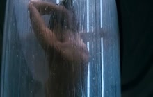 Carrie Anne Moss nude in movie Red Planet