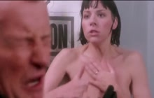 Kim Cattrall and Tina Shaw in Split Second