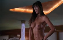 Demi Moore strips and dances