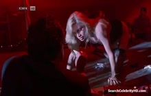 Heidi Schanz strips in Body Language