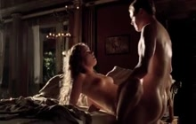 Alice Henley amazing sex scene from Rome
