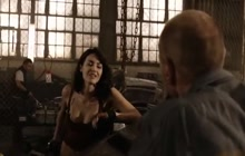 Tanit Phoenix sexy in Death Race