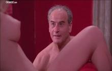 Mariangela Melato naked in film Eye of the Cat