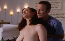 Mimi Rogers naked massage