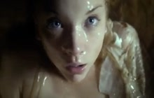 Natalie Dormer hot scene from The Fades