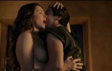 Spartacus explicit scenes