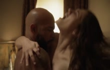 Emmy Rossum interracial sex tape