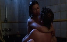 Demi Moore sex scene from about last night